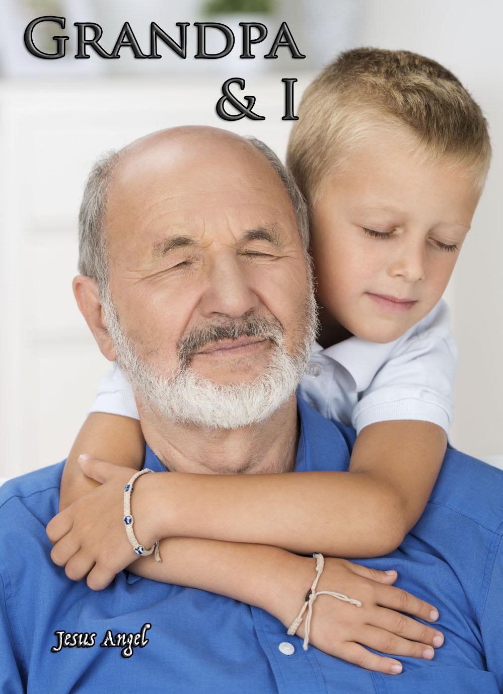 Mu favorite grandchil, Julian, loved his grandpa all his life long.